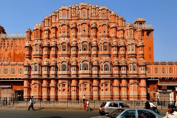 Hawa Mahal – Jaipur