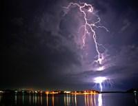 Real Lightning Storm Wallpaper