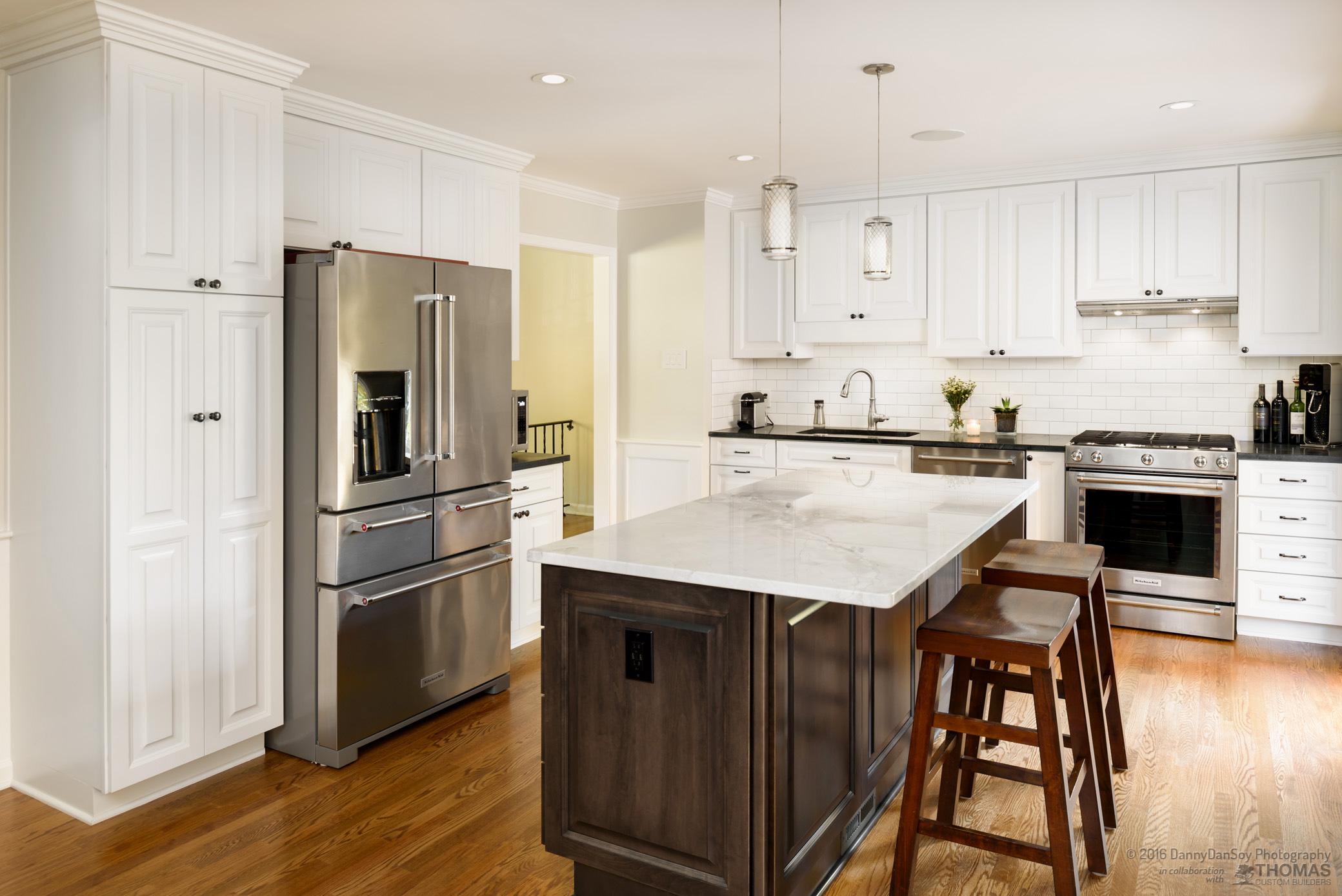 kitchen remodeling contractor - manassas, fairfax, alexandria, arlington