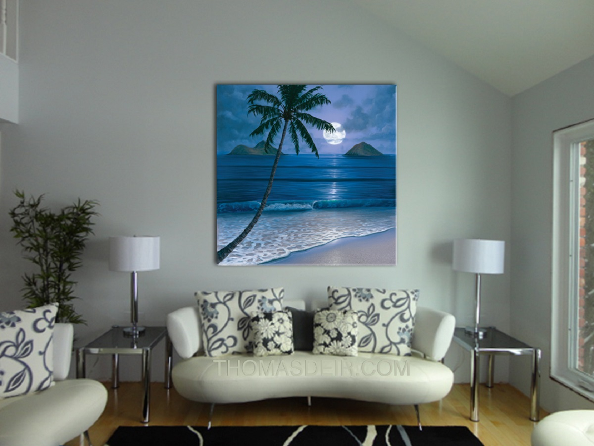 Living Room Paintings On Canvas