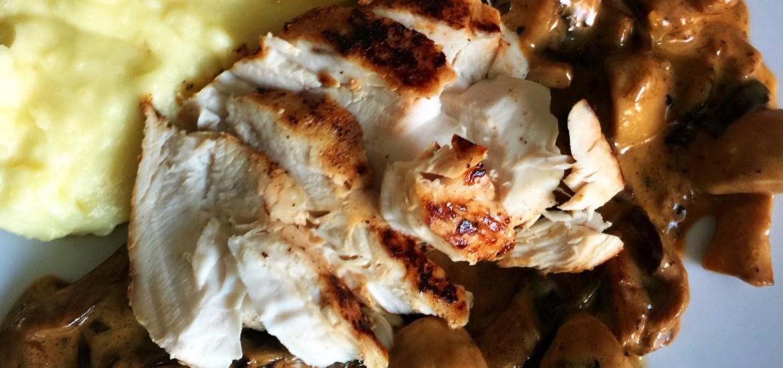Niedrigtemperatur-Garen: Hühnchenbrust sous vide