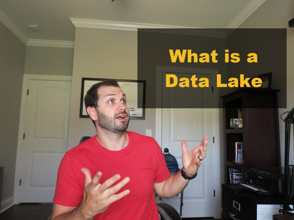 what is a data lake