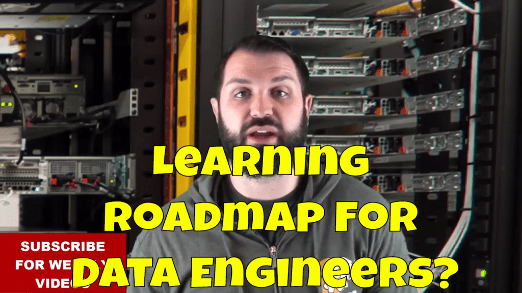 Learning Roadmap for Data Engineers