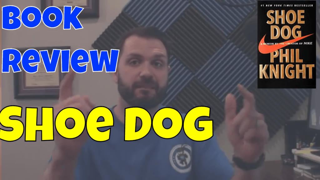 Book Review Shoe Dog
