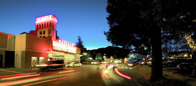 Fairfax Homes For Sale - Photo of Fairfax theater and downtown courtesy of Thomas Henthorne