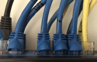 photo of cables for marin internet providers article