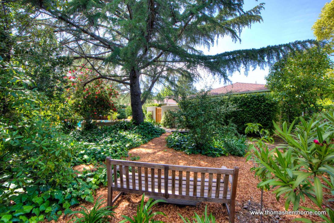 Quiet Spot For Reading At 20 Loma Linda Road San Rafael