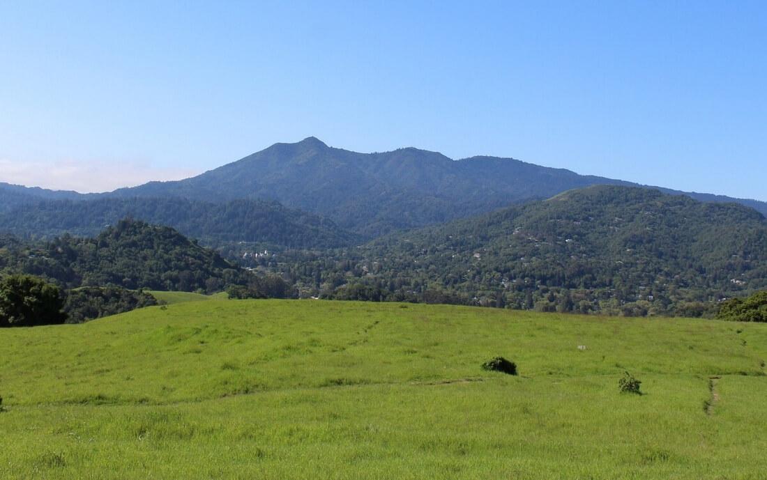 photo of Mt. Tamalpais