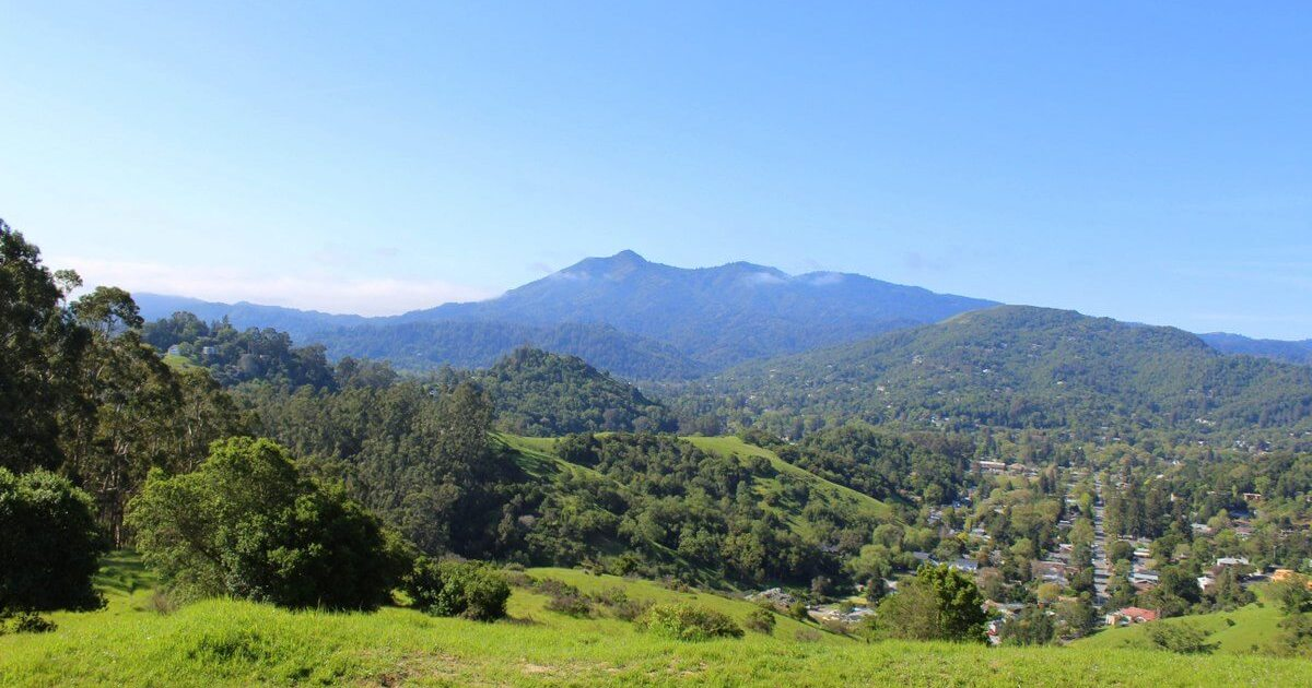 photo of Mt. Tamalpais
