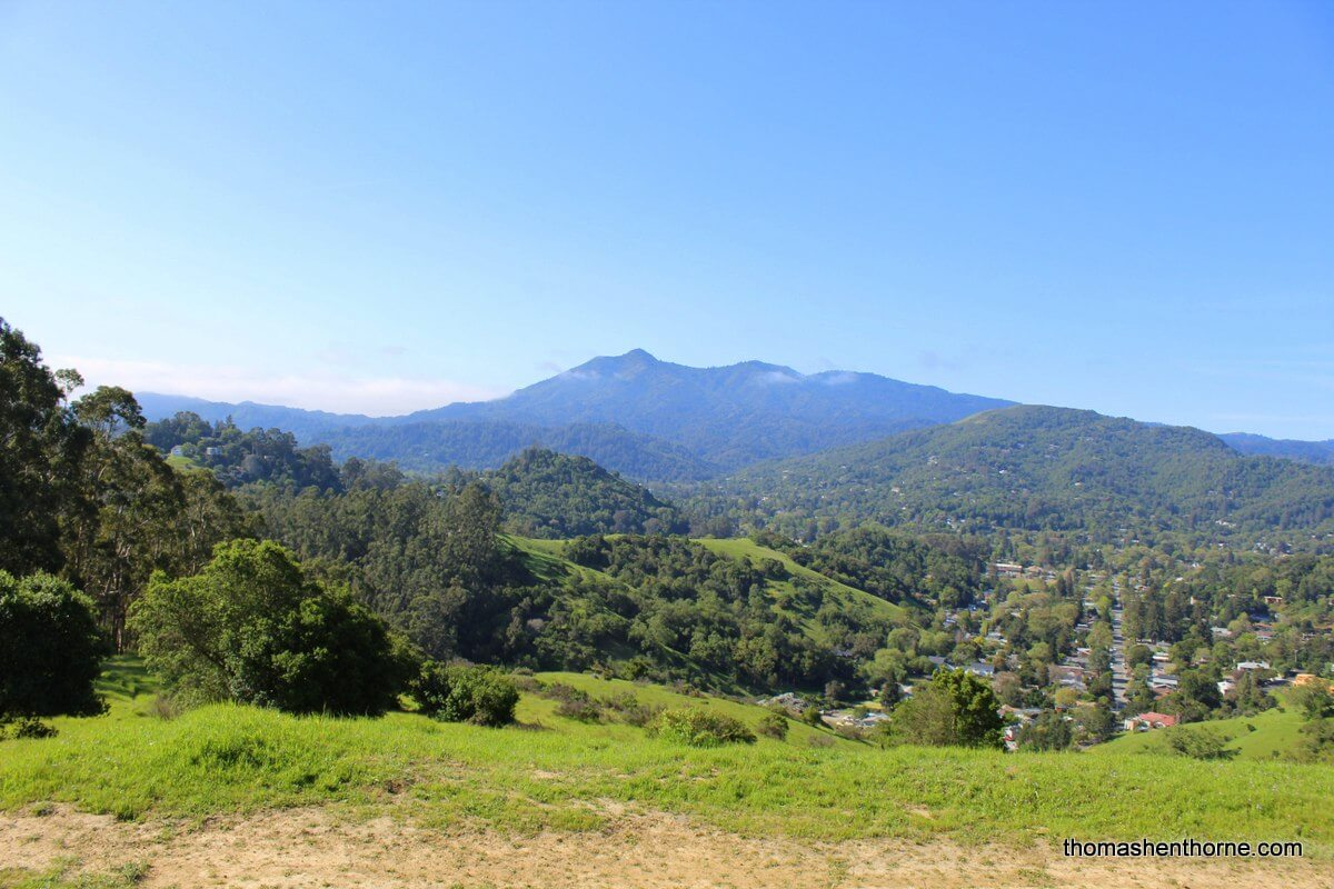 Best of San Rafael photo of Mt. Tamalpais