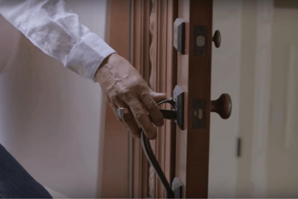 Houseguest Sotheby's International Realty image of door opening