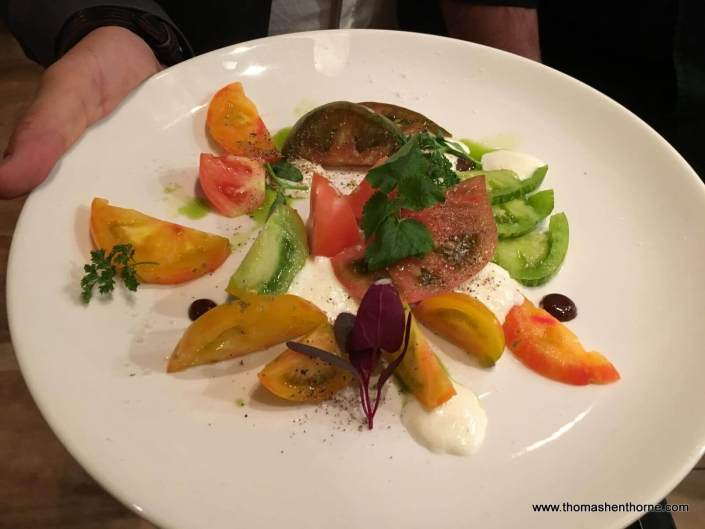 tomato salad special