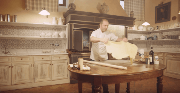 Photo of Chef Joe Cicala in Sotheby's Houseguest Episode Four