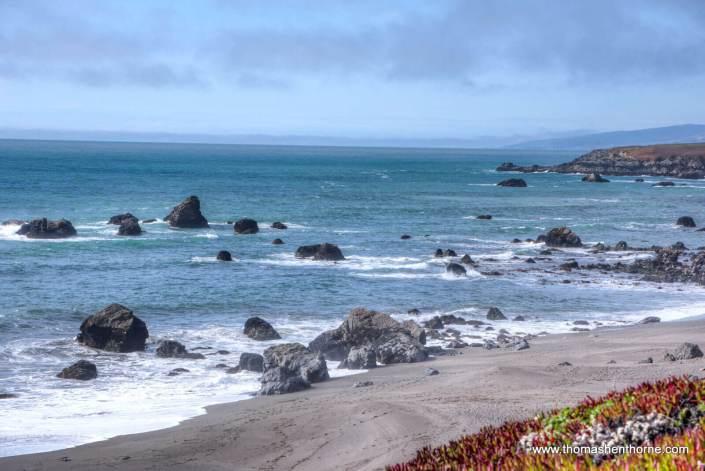 Portuguese Beach in Sonoma County California