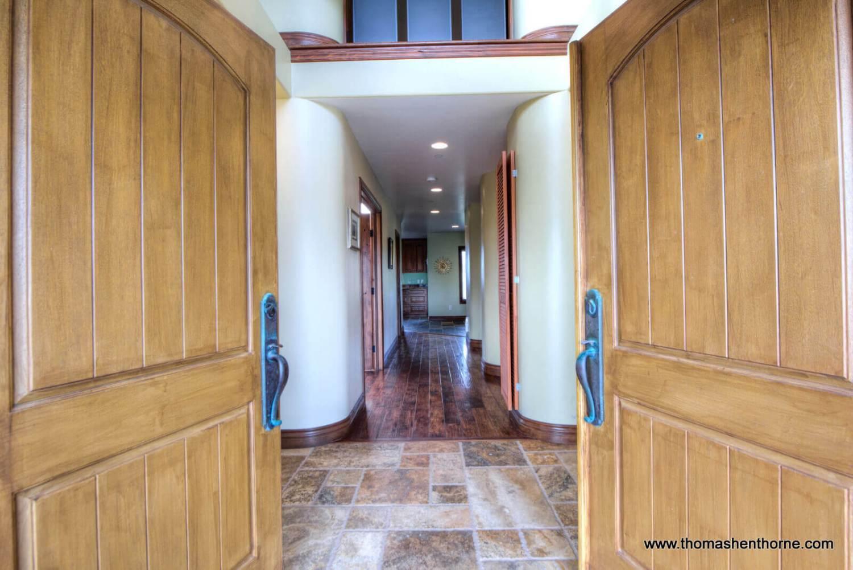 Front door of 125 Calle del Sol