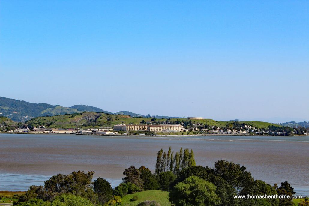 View of San Quentin