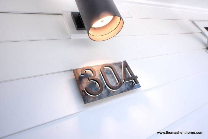 address marker for home