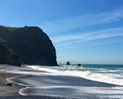 Tennessee Cove Beach at Tennessee Valley