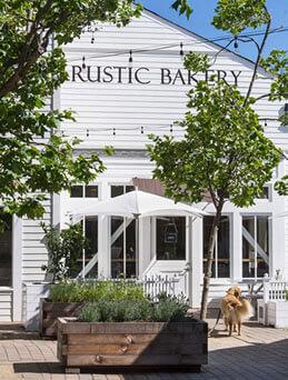Rustic Bakery Larkspur