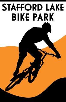Stafford Lake Bike Park Logo