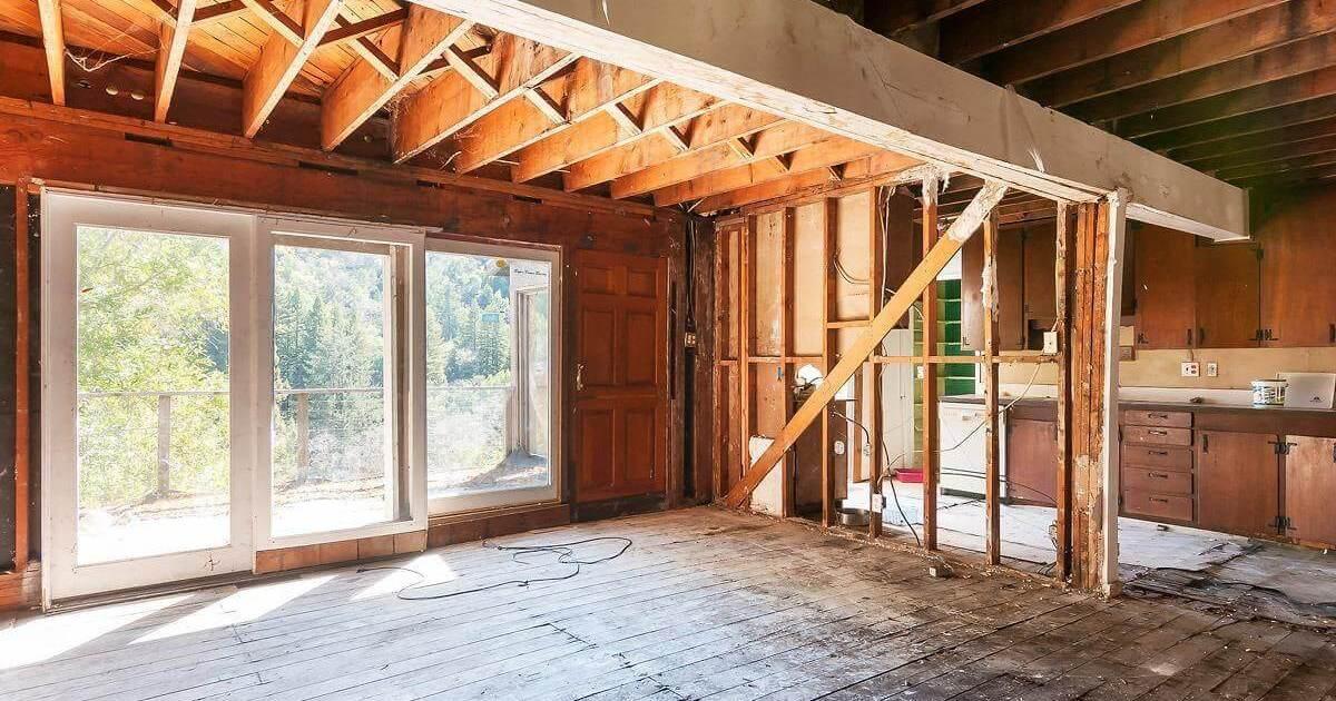 75 Pine Drive in Fairfax Marin County Fixer