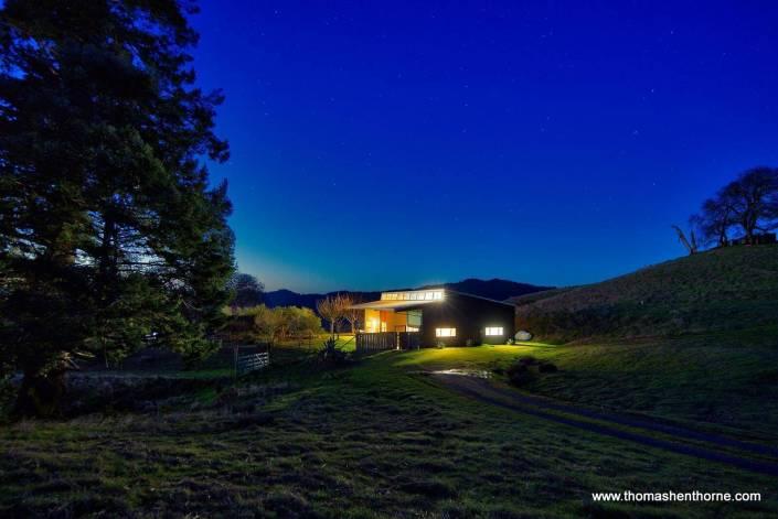 Longview Ranch home