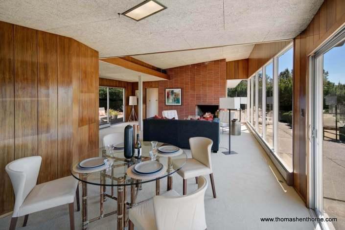 Midcentury Modern Living Room