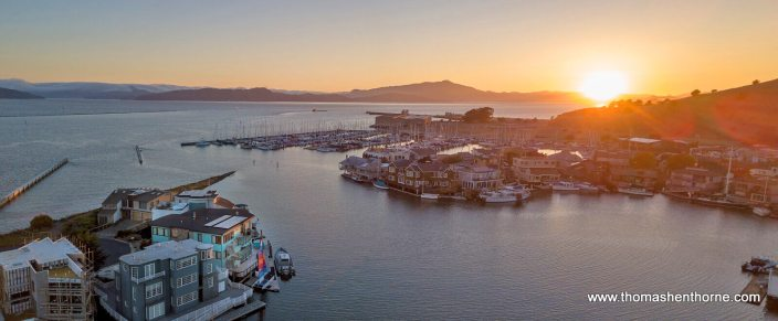 sunset at home for sale in point richmond california