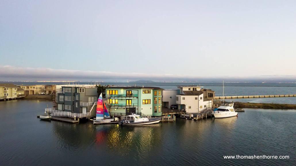 homes on san francisco bay