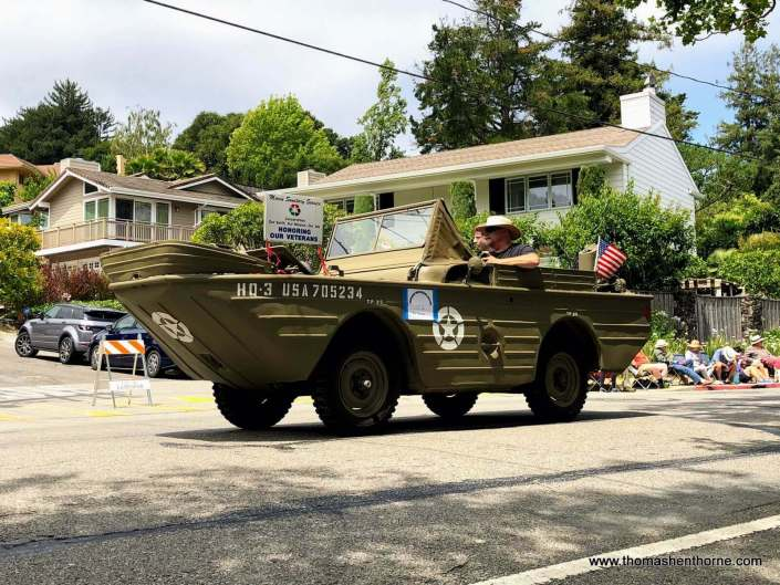Larkspur 4th of July Parade