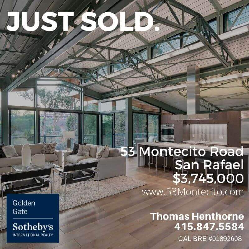 53 montecito avenue san rafael just sold