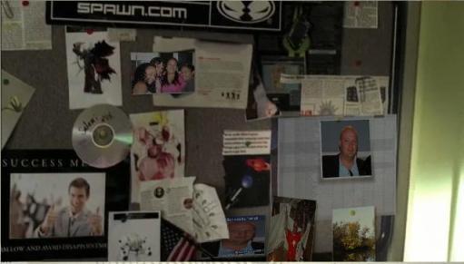 CSI Zeta Trailer mit Foto des Facebook-Users