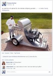 Kommentar mit Bild