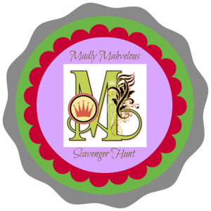 Madly Mahvelous EVENT Graphic