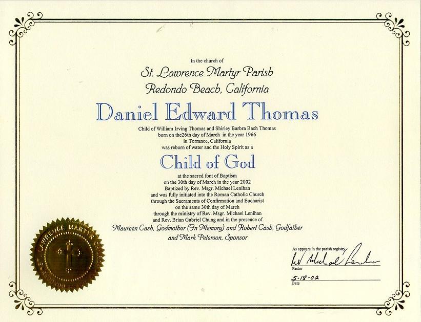 Boy Baptism Invitations Catholic