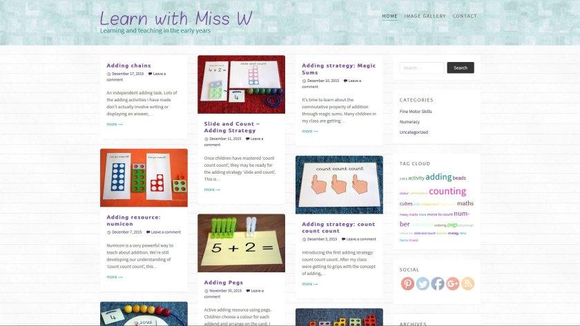 LearnWithMissW.co.uk
