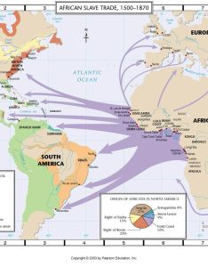 Principal atlantic slave trade routes to the colonies and later united states also us transatlantic history rh thomaslegion
