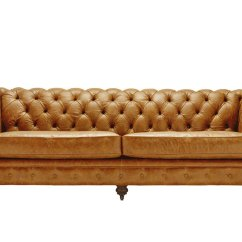 4 Seater Leather Sofa Prices Organic Cover Tan Sofas Chesterfields Modern Thomas Lloyd Vintage Chesterfield