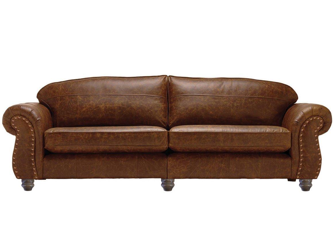 drummond grand leather sofa catnapper impulse reclining reviews burlington thomas