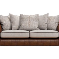 Sacha Large Leather Sofa Bed Madras Chocolate Sectional Sofas Tulsa Modern Pinterest
