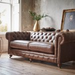 Chesterfield Sofa And Chair Set Caseconrad Com