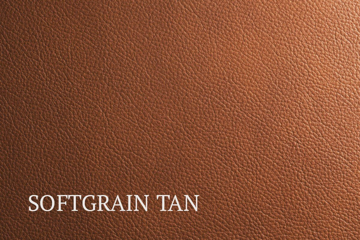 marino leather scatter cushion