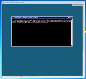 Dcpromo Windows Server 2008 R2 Core