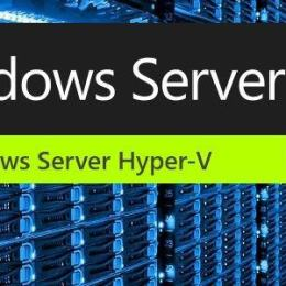 What's new in Hyper-V 2016