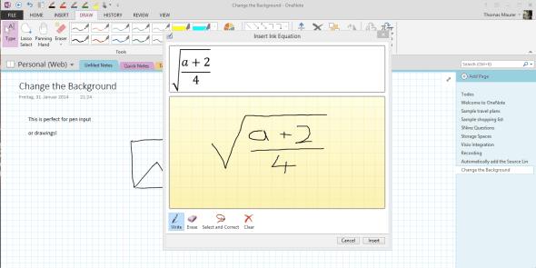 Math Input