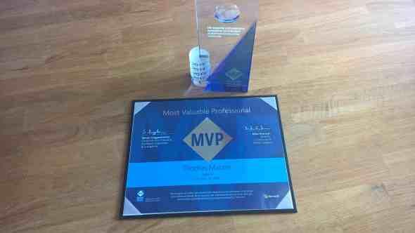 MPV Award 2015