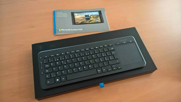 Surface Hub Keyboard