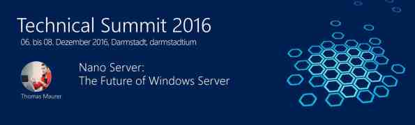 Microsoft Technical Summit
