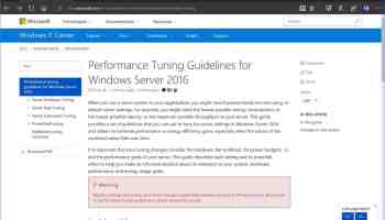 My Hardware Recommendations for Windows Server 2016 - Thomas Maurer