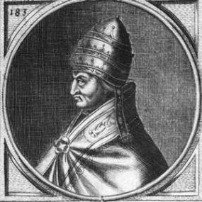 Pope Gregory X b BY MARIO ALEXIS PORTELLA